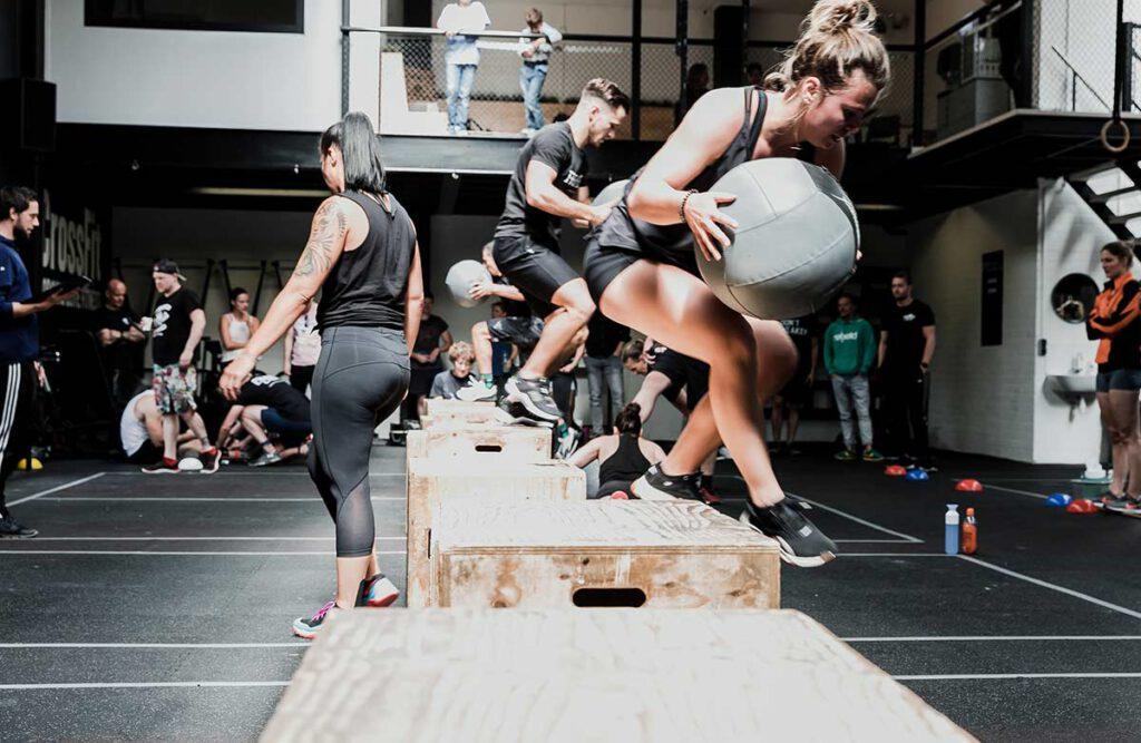 Affiliates CrossFit